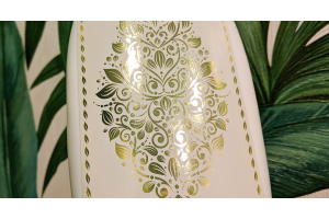 Zabłyśnij - etykiety ze złoceniami