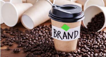 L'impression d'étiquettes autocollantes et l'image de la marque