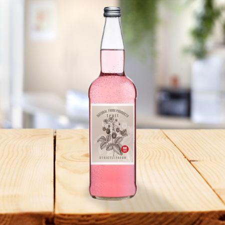 Papierowe etykiety na butelki - 2500 szt. - Drukarnia LabelExpress.eu