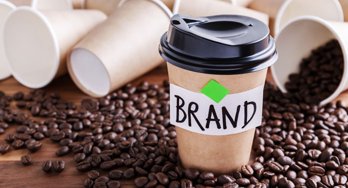 The role of adhesive product labels in creating brand image